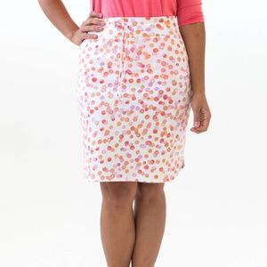 Live In Skirt - Abstract Dot